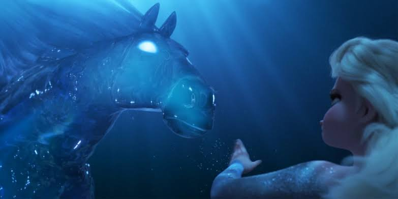 Frozen 2 – ICE HORSES GUYS!